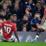 EFL Cup: Manchester United edge past Chelsea to reach quarters