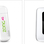 Zong 4G Device Price And Packages