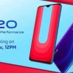 Vivo U20 to launch in India on November 22