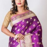 Extravagant beauty of Indian banarasi sarees for special occasions