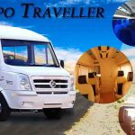 Book Luxury Tempo Traveller on Rent | 12 Seater Tempo Traveller Hire