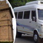 Tempo Traveller on rent Delhi | Tempo Traveller hire in Delhi