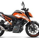 KTM 250 Duke Price in India