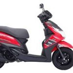 Yamaha Ray Z Price in India