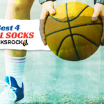 The Best 4 Basketball Socks at Socks Rock