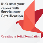 Servicenow Developer Training in Hyderabad with certificate