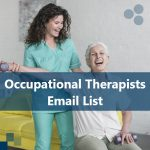 Occupational Therapists Email List | Occupational Mailing Database