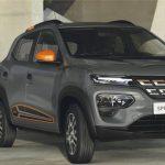 Dacia Spring: 100% electric car with 44hp