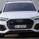 The new Audi SQ5 TDI sporty SUV