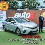Interview with Rajesh Goel, Senior VP – Marketing & Sales, Honda Car India | Best of 2020 | autoX