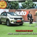 Interview with Manohar Bhat, Head – Sales & Marketing, Kia Motors India | Best of 2020 | autoX