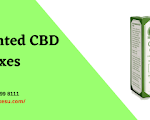 Custom Printed Personalized Branded cannabis oil boxes in Texas