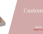 Make Your Own Custom display boxes With free Shipping in UK