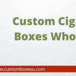 Custom cigarette boxes wholesale in USA & UK
