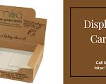 Custom Printed Personalized Branded display boxes cardboard in London
