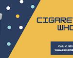 Cigarette box wholesale with Printed logo & Design in Texas, USA