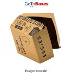 We Know Very Well About Customization Burger Boxes