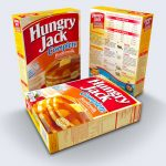 Custom Cereal Boxes with accurate Sizing and Material