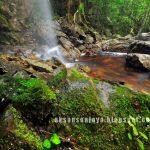 Wow…Bukan Wisata Di Belitung, Air Terjun Dan Kolam Alami Ini Ada Di Pulau Bangka