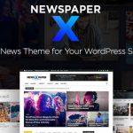 Download Newspaper WordPress Theme