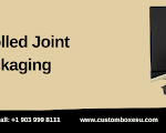 Pre rolled joint packaging with printed logo & design in USA
